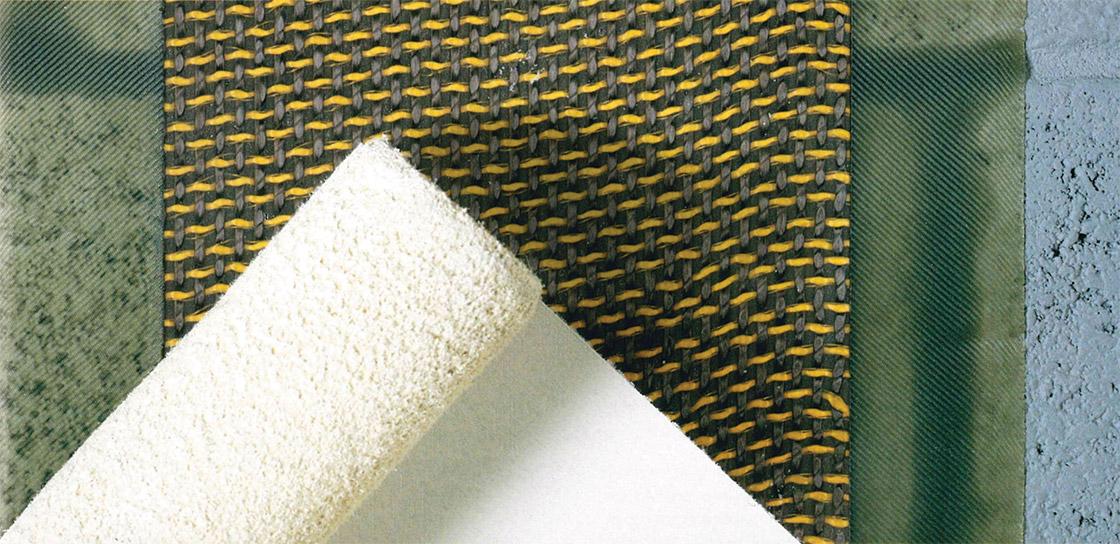 Carborn Fiber Concrete Stabilization