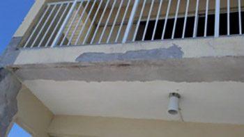 Hollow Core Panel Repair