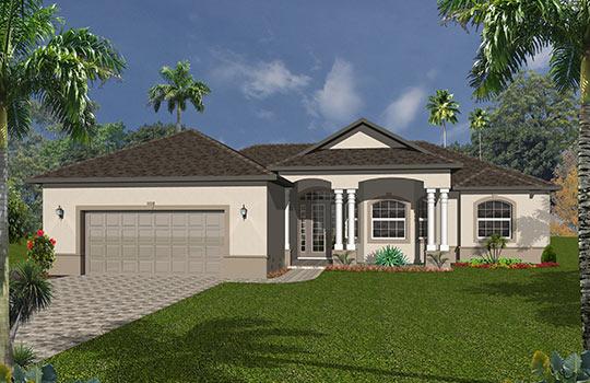 Tara Vista Model Home