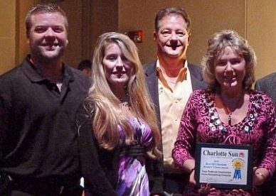 1st Place award for Home Remodeling Company