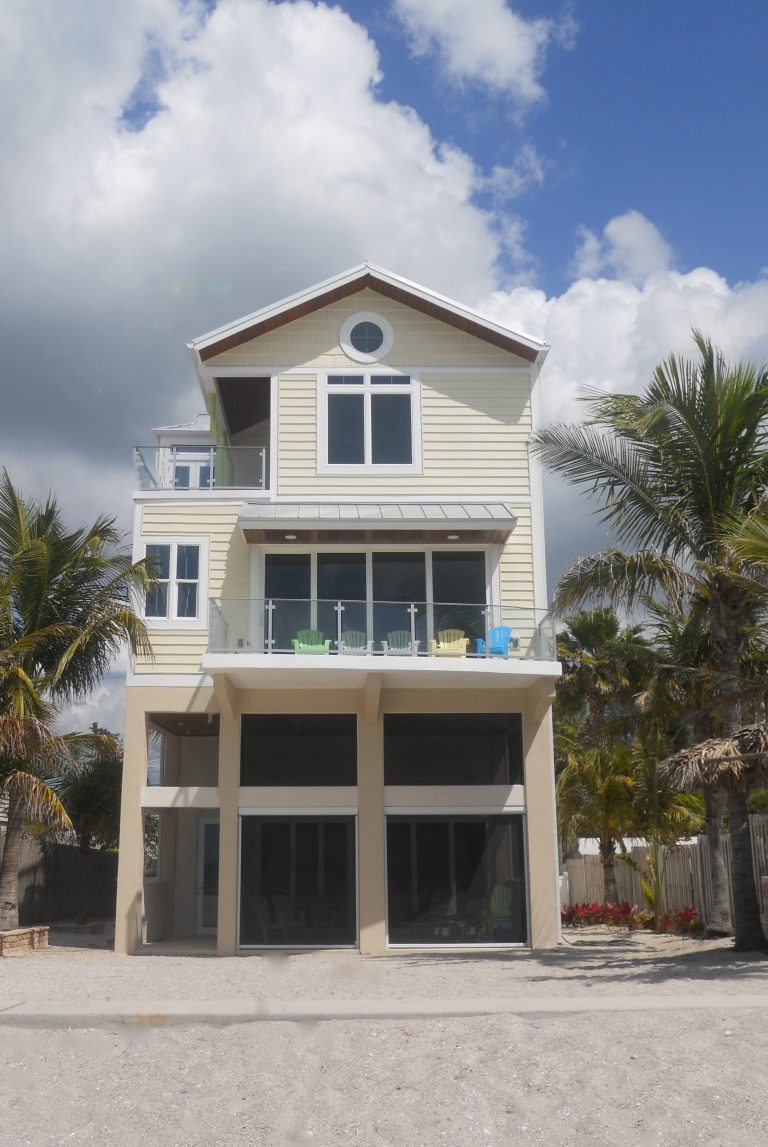 Manasota Key Custom Beach Home