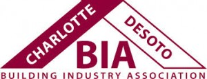 Charlotte Desoto Building Industry Association logo