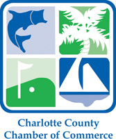 Charlotte County Chamber of Commerce logo