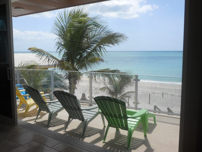 Manasota Key Custom Beach Home - Balcony