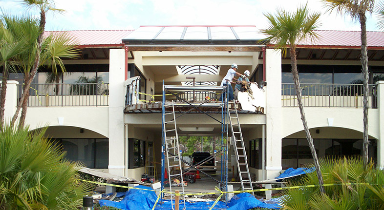 Lemon Bay Professional Center Renovation