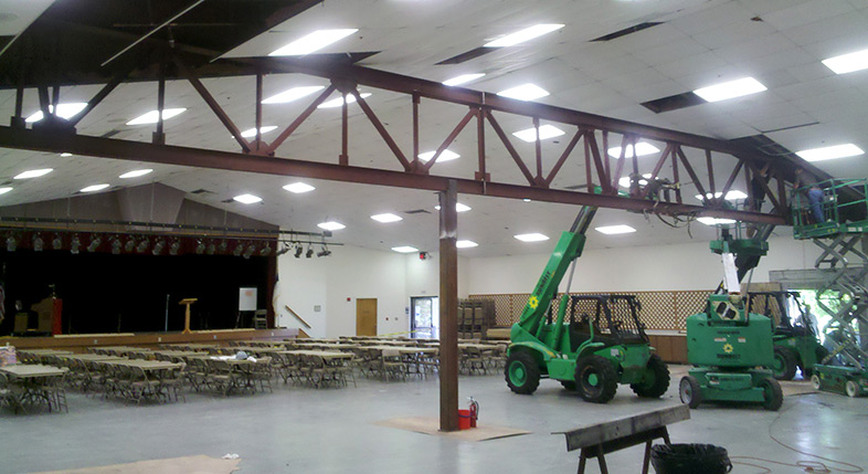 Englewood United Methodist Church Fellowship Hall Remodel