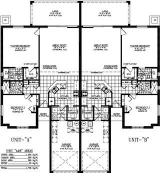 Floorplan Biscayne Bay