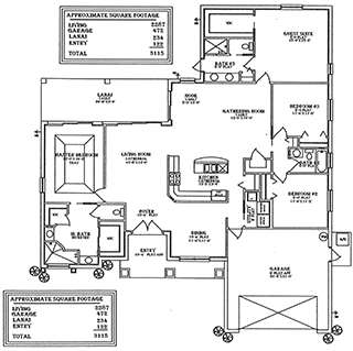 Floorplan Gulfsands