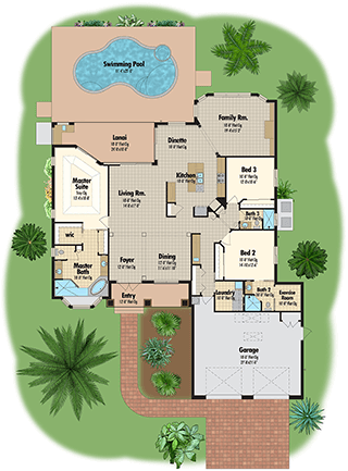 Floorplan Riviera