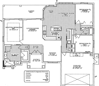 Floorplan Seabreeze