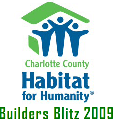 Habitat for Humanity Builder's Blitz 2009