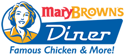Mary Brown's Diner Logo