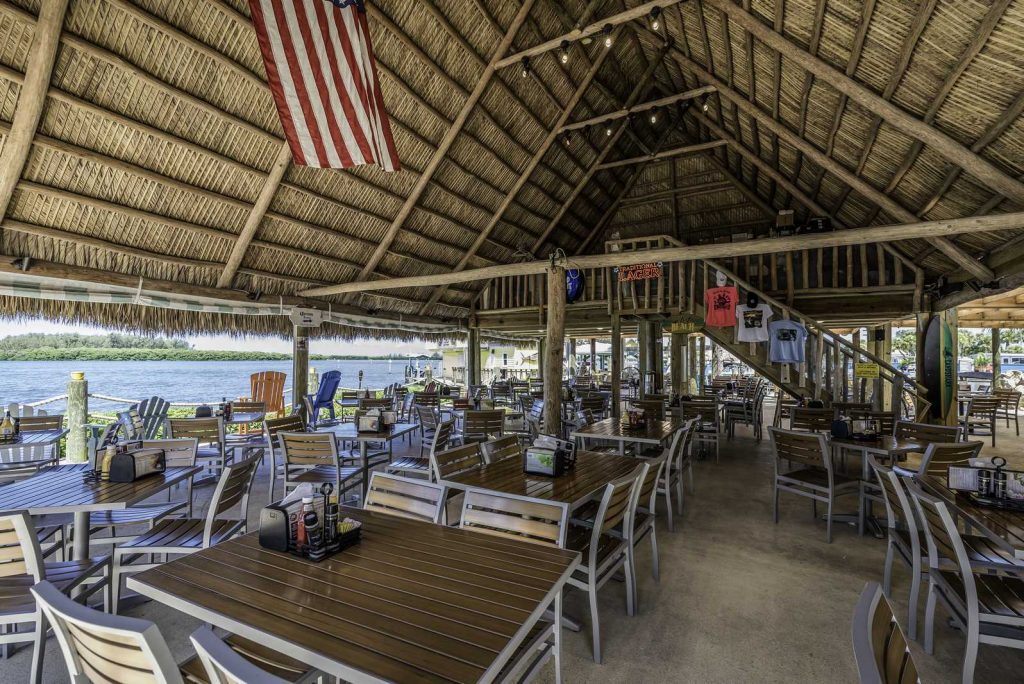 The Lighthouse Grill - Tiki Bar