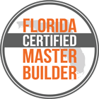 Florida Certified Master Builder logo